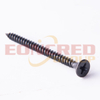 M5 black furniture screw