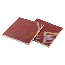 12mm Phenolic Red Film Faced Plywood for Construction