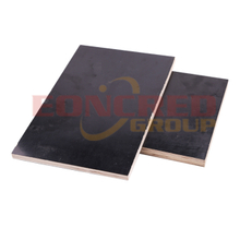 10mm Poplar Phenolic Black Film Faced Plywood for Construction