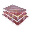 10mm Poplar Phenolic Red Film Faced Plywood for Construction
