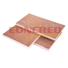 12mm 1220x2440mm Bintangor Faced Poplar Commercial Plywood for Furniture