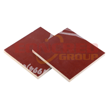10mm Waterproof Red Film Faced Plywood for Construction