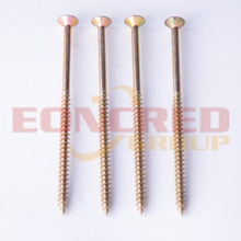 M4 120mm brass furniture screw