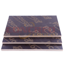 12mm Phenolic Brown Film Faced Plywood for Construction
