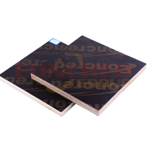 12mm Waterproof Black Film Faced Plywood for Construction