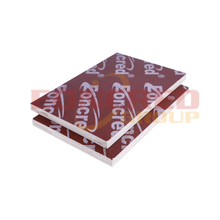 12mm Red Film Faced Plywood for Construction